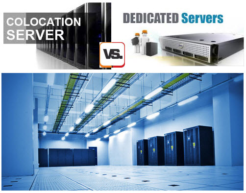 Perbedaan Colocation Server dengan Dedicated Server