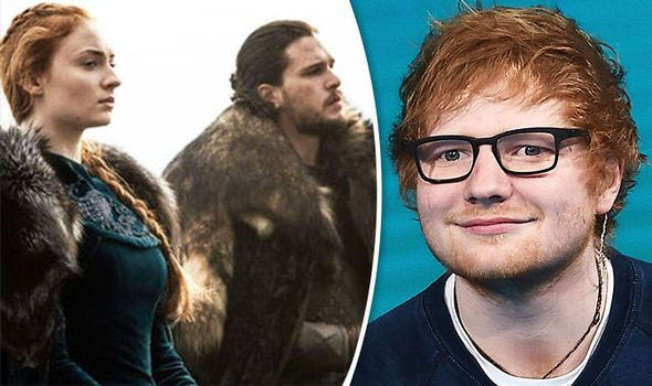 Ed Sheeran di Game of Thrones Season 7